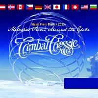 Přední strana obalu CD Music from Biathlon: Melodies From Around the Globe