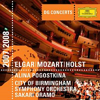 Alina Pogostkina, City Of Birmingham Symphony Orchestra, Sakari Oramo – DG Concerts 2007/2008 CBSO2 - Elgar / Mozart / Holst