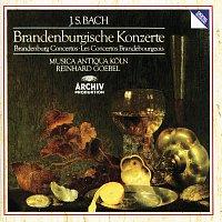 Přední strana obalu CD Bach, J.S.: Brandenburg Concertos