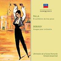 Ernest Ansermet, Teresa Berganza, L'Orchestre de la Suisse Romande – Falla: El Sombrero de Tres Picos / Debussy: Images