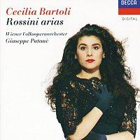 Přední strana obalu CD Rossini: Arias
