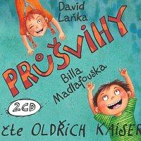Oldřich Kaiser – Laňka: Průšvihy Billa Madlafouska – CD
