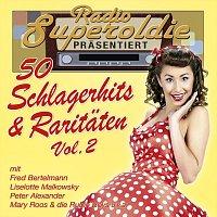 Různí interpreti – Radio Superoldie präsentiert 50 Schlagerhits & Raritäten Vol. 2