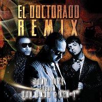 Přední strana obalu CD El Doctorado [Remix]