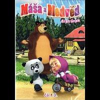Různí interpreti – Máša a medvěd 3 - Bratránek DVD