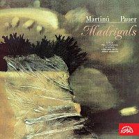 Pražský filharmonický sbor – Pauer, Martinů: Madrigaly...