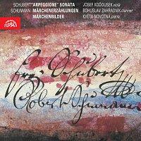 Koďousek, Novotná, Zahradník – Schubert: Sonáta arpeggione, Schumann: Pohádkové obrazy, Pohádková vyprávění
