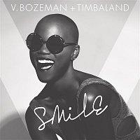 Přední strana obalu CD Smile