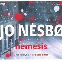 Nesbo: Nemesis - Čtvrtý případ Harryho Holea (MP3-CD)