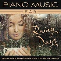 Přední strana obalu CD Piano Music For Rainy Days