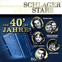 Různí interpreti – Schlager Und Stars: Die 40er Jahre