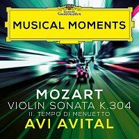 Avi Avital, Ohad Ben-Ari – Mozart: Violin Sonata No. 21 in E Minor, K. 304: II. Tempo di Menuetto (Transcr. Avital for Mandolin and Piano) [Musical Moments]