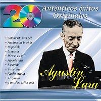 Agustin Lara – 20 Auténticos Éxitos Originales - Agustín Lara