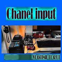 Přední strana obalu CD Chanel input