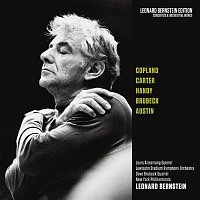 Leonard Bernstein, The Dave Brubeck Quartet, Howard Brubeck, New York Philharmonic Orchestra – Copland: Danzón Cubano - Carter: Concerto for Orchestra - Works by Handy, Brubeck & Austin
