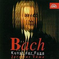 Přední strana obalu CD Bach: Umění fugy