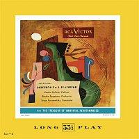 Jascha Heifetz, Serge Koussevitzky, Sergei Prokofiev – Prokofieff: Violin Concerto No. 2, Op. 63 in G Minor