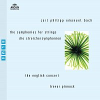 The English Concert, Trevor Pinnock – Bach, C.P. E. Symphonies for Strings