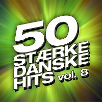 Various Artists.. – 50 Staerke Danske Hits (Vol. 8)