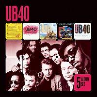 UB40 – 5 Album Set