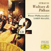 Wiener Philharmoniker, Lorin Maazel – Strauss, Johann & Josef:: Waltzes & Polkas