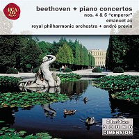 Emanuel Ax, Ludwig van Beethoven, André Previn, Royal Philharmonic Orchestra – Beethoven, Piano Concertos Nos. 4 & 5