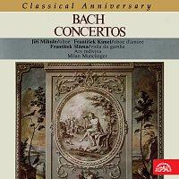 Přední strana obalu CD Classical Anniversary Johann Sebastian Bach: Koncerty
