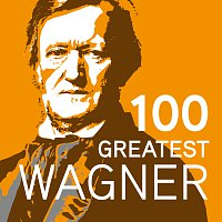 Přední strana obalu CD 100 Greatest Wagner
