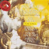 Hakan Hagegard, Warren Jones, Gabriel Fauré – Fauré Requiem