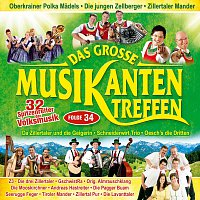 Různí interpreti – Das grosze Musikantentreffen - Folge 34