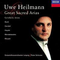 Uwe Heilmann, Gewandhausorchester Leipzig, Peter Schreier – Great Sacred Arias