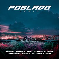 J. Balvin, KAROL G, Nicky Jam, Crissin, Totoy El Frio, Natan & Shander – Poblado [Remix]
