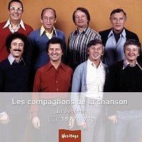 Přední strana obalu CD Heritage - Le Bonheur - Philips (1977-1978)