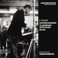 Leonard Bernstein, Richard Strauss, New York Philharmonic Orchestra, David Nadien – Strauss: Also sprach Zarathustra, Op. 30 & Till Eulenspiegels lustige Streiche, Op. 28 & Don Juan, Op. 20