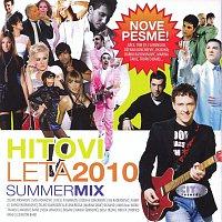 Přední strana obalu CD City Records Hitovi Leta 2010