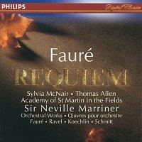 Sylvia McNair, Sir Thomas Allen, Academy of St. Martin  in  the Fields Chorus – Fauré: Requiem / Koechlin: Choral sur le nom de Fauré