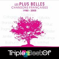 Různí interpreti – Triple Best Of Les Plus Belles Chansons Francaises 1980-2000