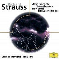 Michel Schwalbé, Thomas Brandis, Berliner Philharmoniker, Karl Bohm – R. Strauss: Also sprach Zarathustra; Don Juan; Till Eulenspiegel