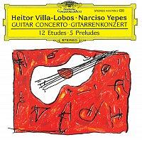Narciso Yepes, London Symphony Orchestra, García Navarro – Villa-Lobos: Concerto for Guitar and Small Orchestra