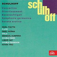 Novákovo trio – Schulhoff: Concertino, Divertimento, Symphonia Germanica, Sonáta Erotica