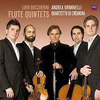 Andrea Griminelli, Quartetto di Cremona – Boccherini: Flute Quintets