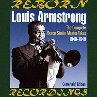 Louis Armstrong – The Complete Decca Studio Master Takes 1940-1949 (HD Remastered)