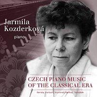 Jarmila Kozderková – Klavírní skladby českého klasicismu