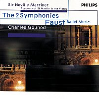 Academy of St. Martin in the Fields, Sir Neville Marriner – Gounod: The 2 Symphonies; Faust Ballet Music