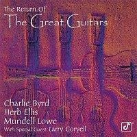 Charlie Byrd, Herb Ellis, Mundell Lowe, Larry Coryell – The Return Of The Great Guitars