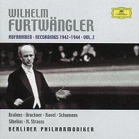 Wilhelm Furtwangler – Wilhelm Furtwangler - Recordings 1942-1944, Vol.2