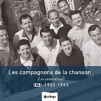 Přední strana obalu CD Heritage - Les Comédiens - Polydor (1962-1963)