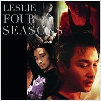 Přední strana obalu CD Leslie Cheung Four Seasons