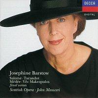 Josephine Barstow, Scottish Opera Chorus, Scottish Opera Orchestra, John Mauceri – Josephine Barstow: Opera Finales