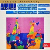 České noneto, Q Moravi - Filharmonické kvinteto Brno, Kroftovo kvarteto – Classical Anniversary Václav Trojan 2. Komorní skladby